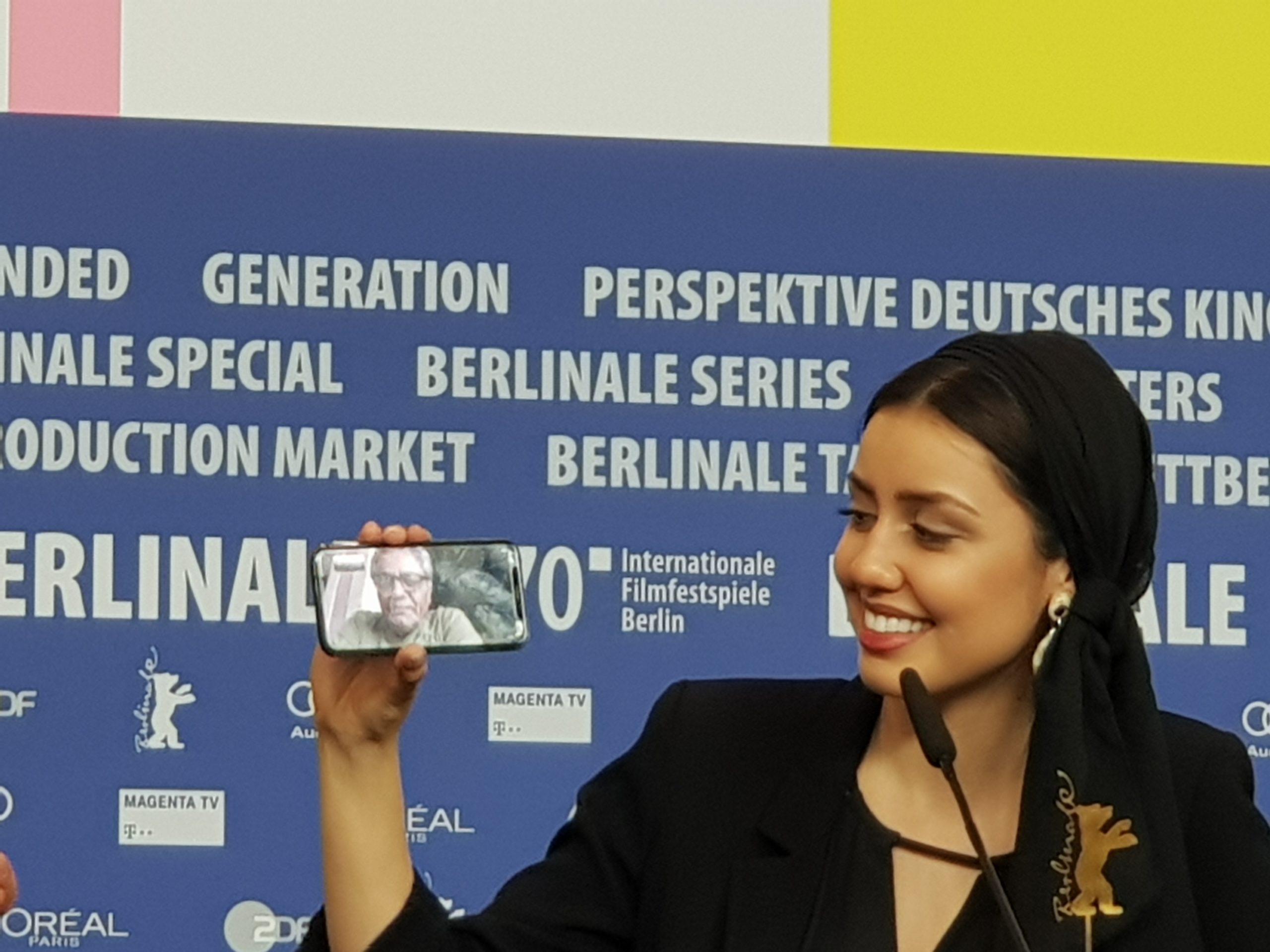 Mohammad Rasoulof en la Berlinale 2020